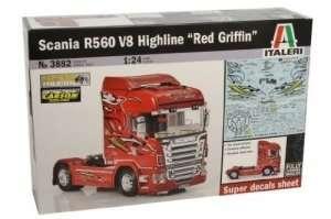 Italeri 3882 Scania R560 V8 Highline