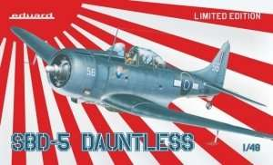 Eduard 1165 SBD-5 Dauntless