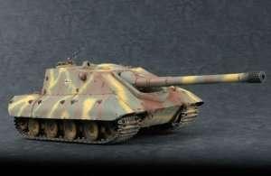 Model niszczyciela czołgów Jagdpanzer E-100 Trumpeter 07122