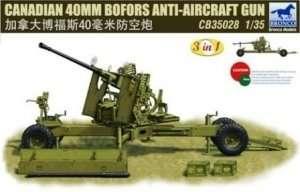 Działo przeciwlotnicze 40mm Bofors Bronco 35028