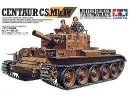 Tamiya 35232 Centaur C.S Mk.IV British cruiser tank Mk. VIII, A27L