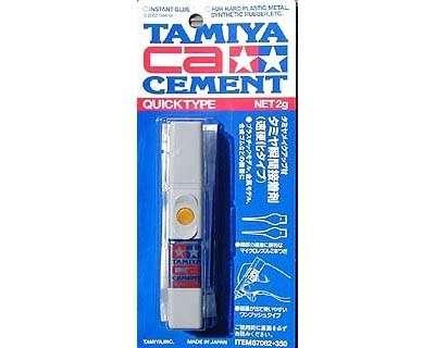 Klej błyskawiczny cyjanoakrylowy z dozownikiem zapobiegającym wyschnięciu, Tamiya 87062