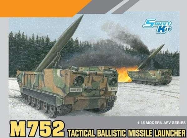 Dragon 3576 M752 Tactical Ballistic Missile Launcher