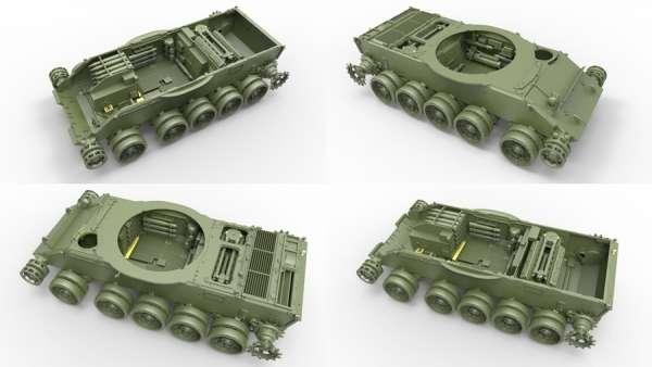 MiniArt 37004 T-54-2 Mod.1949