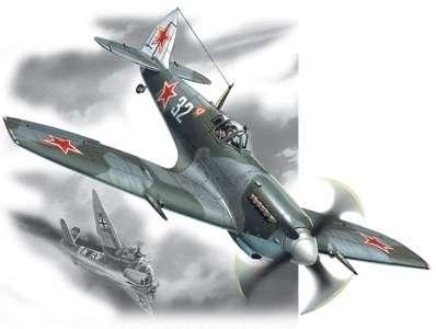 ICM 48066 Spitfire LF.IXE WWII ZSRR