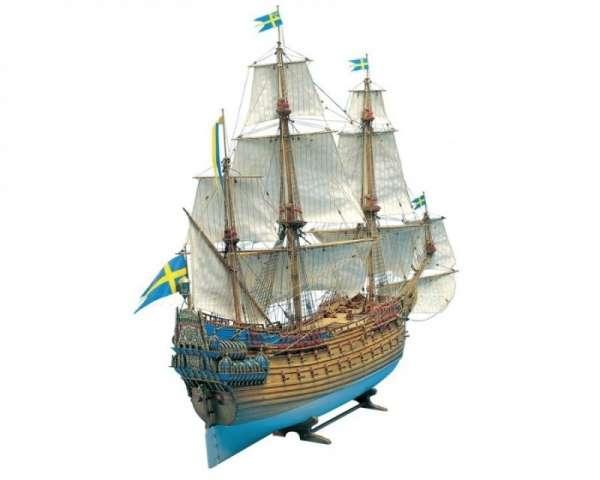 Szwedzki galeon Wasa , drewniany model do sklejania Billing Boats BB490 - image_1-image_Billing Boats_BB490_1