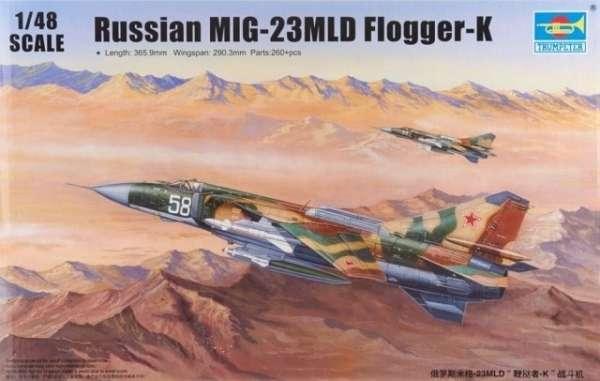 model_do_sklejania_samolotu_mig_23mld_flogger_k_trumpeter_02856_sklep_modelarski_modeledo_image_1