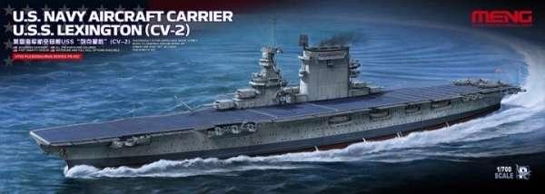 Meng PS-002 Lotniskowiec USS Lexington (CV-2)