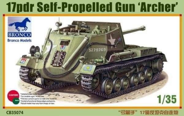 model_do_sklejania_bronco_cb35074_17pdr_self_propelled_gun_archer_sklep_modelarski_modeledo_image_1