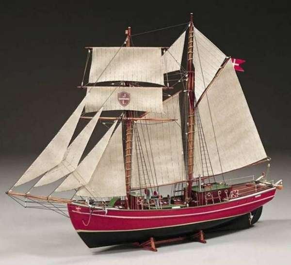 Drewniany model żaglowca Lilla Dan Billing Boats BB578 - image_1-image_Billing Boats_BB578_1