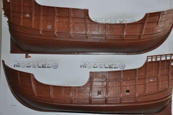 1492 Krzysztof Kolumb - zestaw 3 statków - Heller 52910