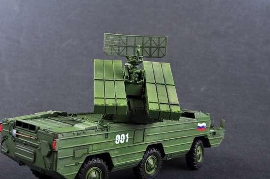 Trumpeter 05597 Samobieżny zestaw rakietowy SA-8 Gecko