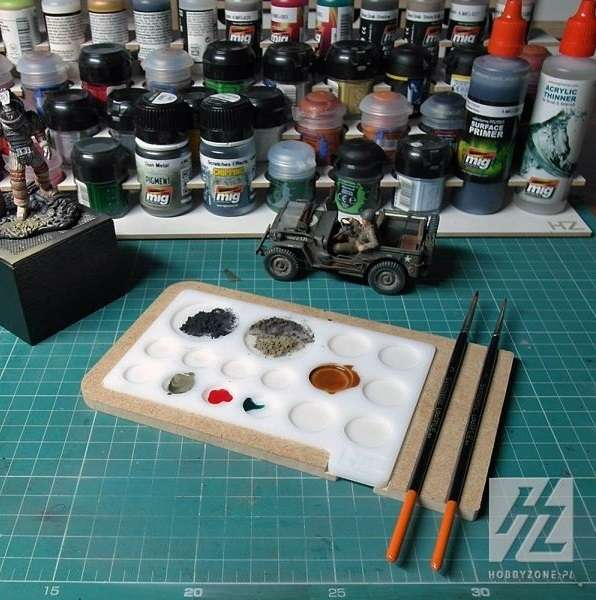 Paleta do malowania - PM1