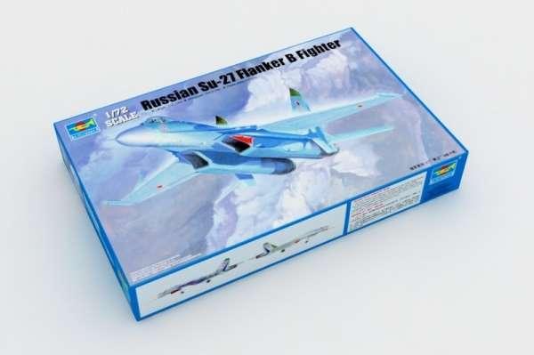 Model Trumpeter 01669 Samolot Su-27 Flanker B