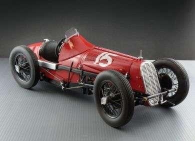 Model kolekcjonerski Fiat 806 Grand Prix Italeri 4702 image_fiat806_ita4702_1-image_Italeri_4702_1