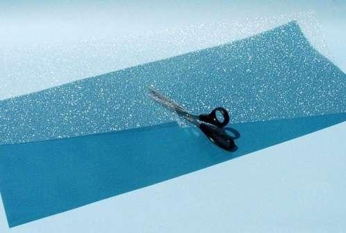 Profesjonalna folia - woda, do stworzenia realistycznego efektu wody na makietach i dioramach, Heki nr 3110