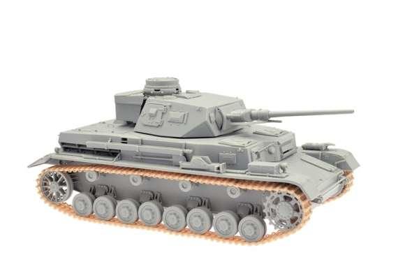 Dragon 6736 - image e - Pz.Kpfw.IV Ausf.D w/5cm KwK L/60 model w skali 1:35