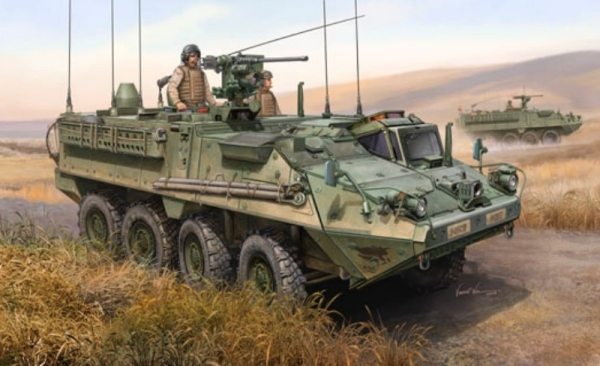 Trumpeter 00397 M1130 Stryker Command Vehicle