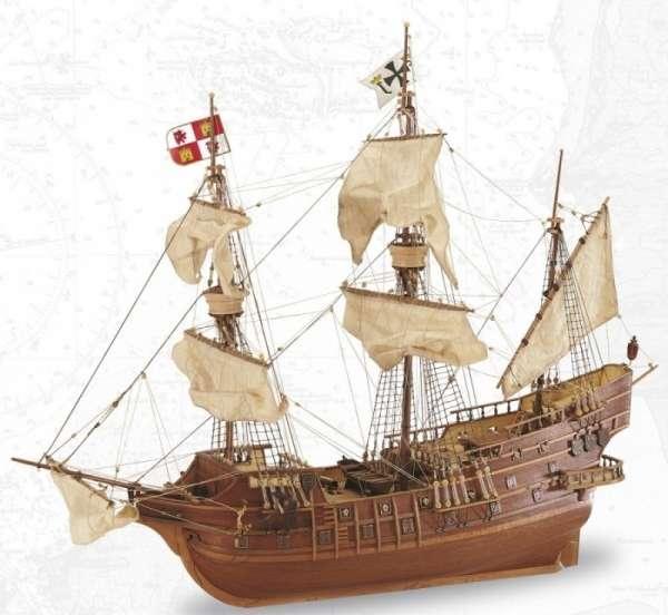 drewniany-model-do-sklejania-galeonu-san-juan-sklep-modeledo-image_Artesania Latina drewniane modele statków_18022_1
