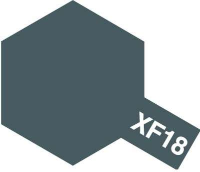 XF-18 Medium Blue 23ml Tamiya 81318