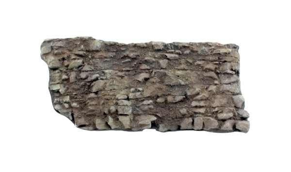 Możliwy do stworzenia efekt dzięki formie do skał Woodland Scenics C1248