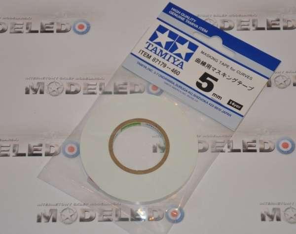 Tamiya 87179 Taśma maskująca do krzywizn 5mm