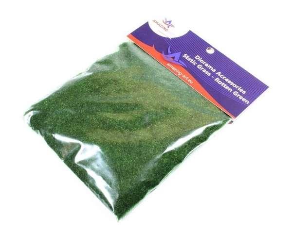 Sztuczna trawa w kolorze zgniła zieleń (1mm), Amazing Art 13678