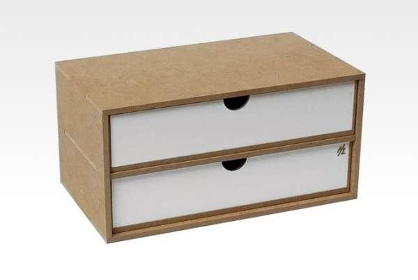 Modułowy szufladkowy organizer - Hobby Zone OM02b