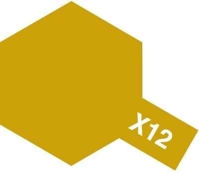 Farba Akrylowa Tamiya X 12 Gold Leaf 10ml