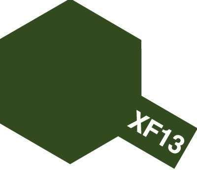 XF-13 J.A Green 23ml Tamiya 81313