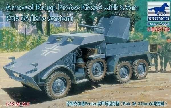 model_do_sklejania_bronco_cb35132_armored_krupp_protze_kfz_69_with_pak_36_sklep_modelarski_modeledo_image_1-image_Bronco Models_CB35132_1