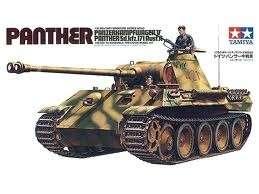 Tamiya 35065 German Panther Medium Tank