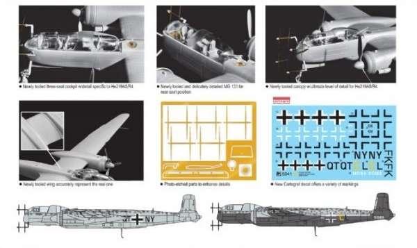 Dragon 5041 Heinkel He219A5/R4