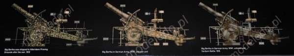 Takom 2035 Krupp 420mm Big Bertha