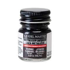Farba modelarska Model Master 1423 w kolorze Gun Metal (Non Buff Metalizer)