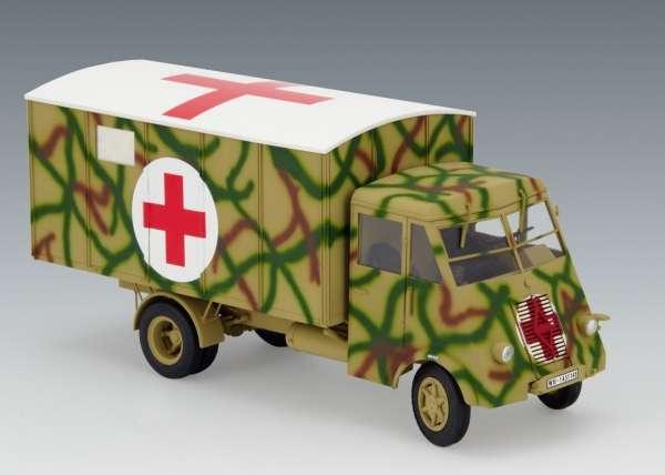 Model ambulansu AHN ICM 35417