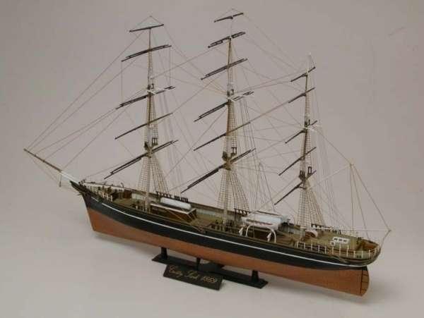 Promocyjny zestaw modelarski - upominkowy okręt Cutty SArk model_airfix_50045_image_1