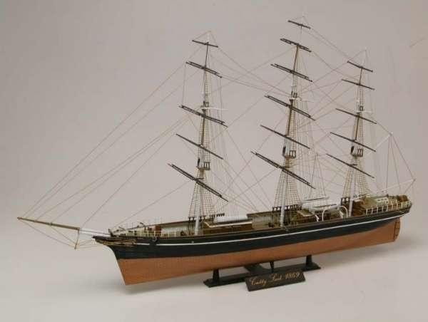 Promocyjny zestaw modelarski - upominkowy okręt Cutty SArk model_airfix_50045_image_2