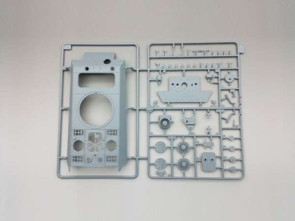 Amusing Hobby 35A018 w skali 1:35 - model Pzkpfw. Panther II - image d