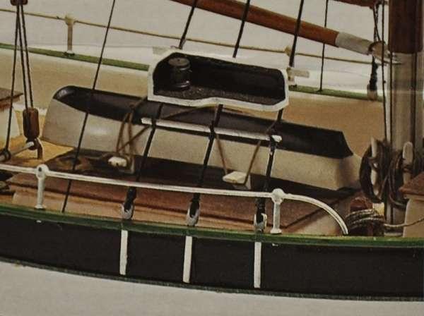 Billing_Boats_Dana drewniany model okrętu do sklejania - image_2