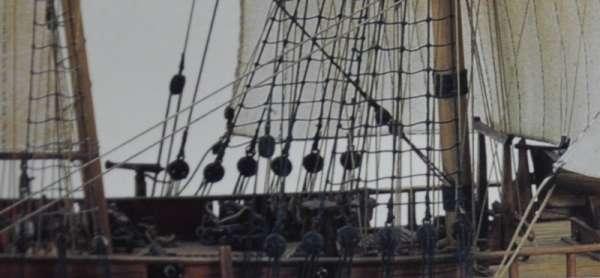 Billing_Boats_HMS_Bounty_BB492 - drewniany model żaglowca do sklejania, modeledo.pl_sklep_modelarski_image_2
