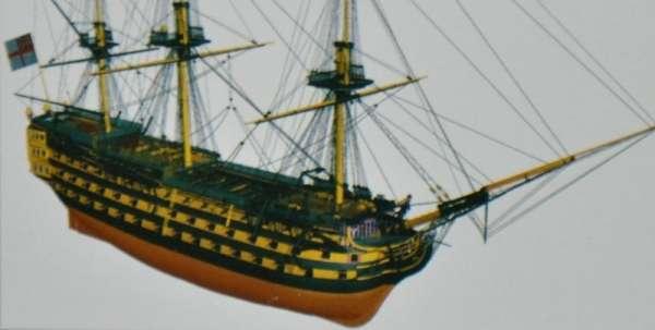 Drewniany model do sklejania HMS Victory Billing Boats BB498 - sklep_modelarski_modeledo_image_bb498_4-image_Billing Boats_BB498_2