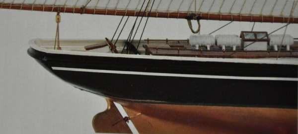 Billing_Boats_Bluenose II drewniany model okrętu - image_1-image_Billing Boats_BB600_2