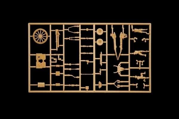 Battle Set El ALamein The Railway Station Italeri 6181 zestaw modelarski do sklejania image_1_ita6181_y
