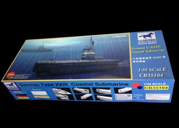 model_do_sklejania_bronco_cb35104_german_u_xxiii_coastal_submarine_sklep_modelarski_modeledo_image_2