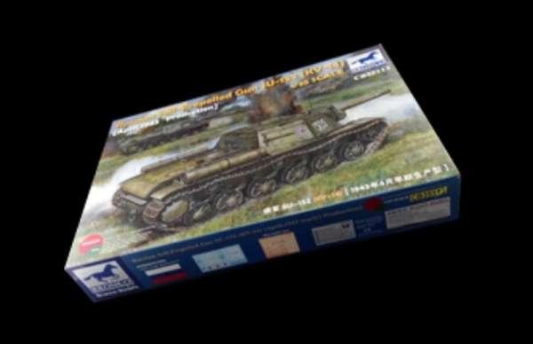 model_do_sklejania_bronco_cb35113_self_propelled_gun_su_152_sklep_modelarski_modeledo_image_2