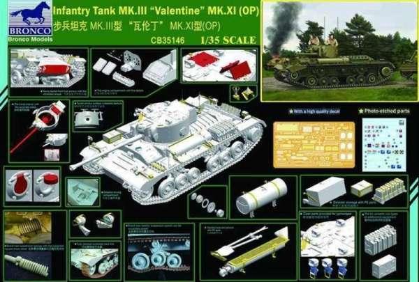 model_do_sklejania_bronco_cb35146_infantry_tank_mk_iii_valentine_mk_xi_op_sklep_modelarski_modeledo_image_6