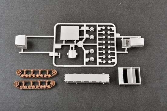 Wypraski modelu Trumpeter 07120
