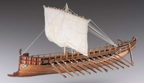 model_drewniany_do_sklejania_dusek_d001_greek_bireme_hobby_shop_modeledo_image_2-image_Dusek Ship Kits_D001_2