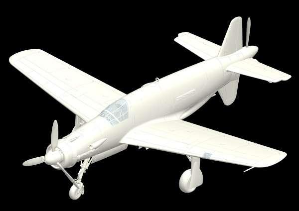 Dornier Do 335 A Fighter - Bomber skala 1-32